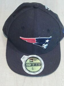 New England Patriots NFL Football Boys Kids Fitted Hat