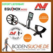 Minelab Equinox 600 Metalldetektor vom Fachhändler -> Sofort lieferbar!