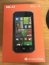 BLU Win JR Smartphone - Unlocked - GRAY