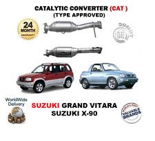 FOR SUZUKI GRAND VITARA SUZUKI X-90 NEW CATALYTIC COVERTER CAT