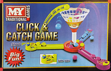 Click & Catch Game - Party Toy 1-3 Players Shoot Goal