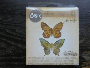 Sizzix Bigz Die & Embossing Folder