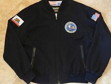Arnold Schwarzenegger's Official California Governor Jacket Custom Made for Him!