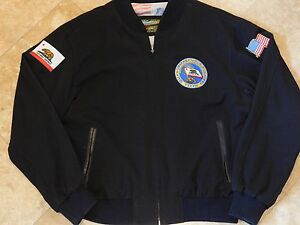 Arnold Schwarzenegger's Official California Governor Jacket Custom Made for Him!