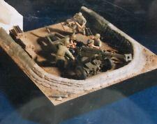 Vietnam M102 Howitzer FIRE BASE Dio Super Rare Ltd.Ed. 1/35 Resin HobbyFan HF017