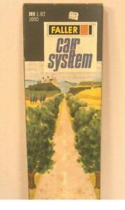 Faller 1650 1:87 Car System Roadway
