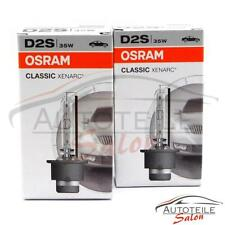 2x Osram d2s Classic XENARC 66240clc p32d-2 Xenon Bulbs New Original Set Duo