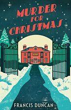 Murder for Christmas (Vintage Murder Mystery),Francis Duncan
