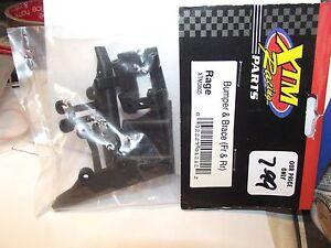 Xtm 3805 Rage Bumper & Brace Fr & Rr