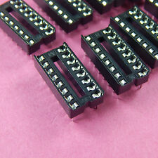 10 of 16 Pin DIP IC Socket