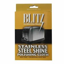 Blitz Stainless Steel Shine Polishing & Cleaning Cloth
