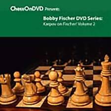 Bobby Fischer: Karpov on Fischer - VOLUME 2 Chess DVD