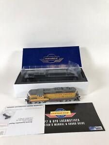 Athearn Genesis G62624 Union Pacific GP9 #166 HO Scale
