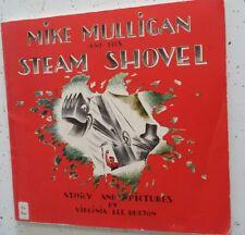 MIKE MULLIGAN AND HIS STEAM SHOVEL~BURTON