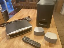 New listing Bose 321 Ii 2.1 Sound System, Mint, No Reserve