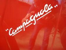 FIAT Campagnola ar 51 55 59 Aufkleber weiß Schriftzug Geländewagen Zastava