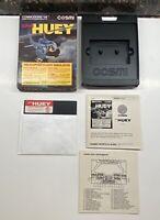 Commodore 64 Super Huey Computer Program Diskette COSMI C64 64