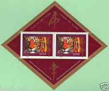 Canada -Souvenir Sheet -Chinese / Lunar New Year: Year of the Tiger #1708aii MNH