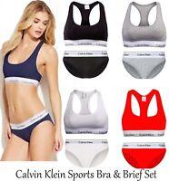 Calvin Klein Woman Underwear CK Ladies Bra & Brief set