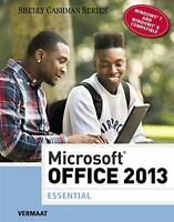 Microsoft Office 2013: Essential (Shelly Cashman) by Vermaat, Misty E. Book The
