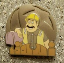 Pixar Party 2016 – John Ratzenberger Mystery Set – Up - Construction Foreman Pin