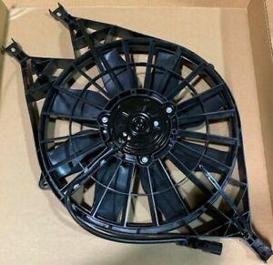 Set of 2 Engine Radiator Cooling Fan Blade and Clutch Kit for Dodge Durango 2004-2008 Chrysler Aspen 2007-2009 4.7L 5.7L