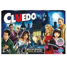 Gioco da tavolo Societa' Cluedo Detective Hasbro