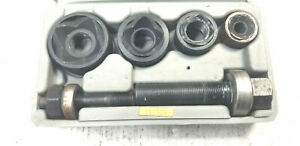 """ELECTRICAL CONDUIT PIPE METAL STEEL KNOCKOUT PUNCH TOOL 1/2"""" to 1-1/4"""" Y909"""