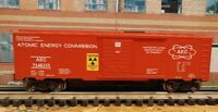AEC ATOMIC ENERGY Boxcar NEW RMT/Ready Made Trains 2019 O-Line Lionel
