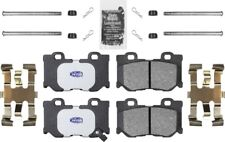 Disc Brake Pad Set-Sport Rear Magneti Marelli 1AMV401347