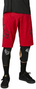 Fox Racing Defend Shorts | Chili | 34