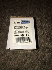 Definite Purpose Contactor JARD 17325 2 Poles, 30A, 24VAC Electrical HVAC