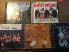 Hungary Ungarn Gypsy Swing Jazz [6 CD] Andras Farkas Csillagai Balogh Czardas
