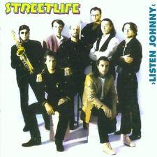 Streetlife - Listen Jonny + BONUS TRACKS