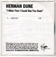 (EO653) Herman Dune, I Wish That I Could See You Soon - 2007 DJ CD