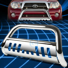 Chrome SS Front Bumper Bull Bar Grille Guard for 2005-2015 Toyota Tacoma Pickup