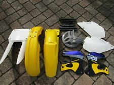 1998 RM250 RM 250 Plastics Fenders Body Set Panels