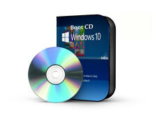 Microsoft Windows 10 Home and Pro 64-bit Repair Re-Install Bootable DVD