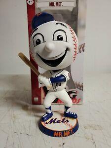 New York Mets Mascot Bobblehead Mr Met FC Big Head