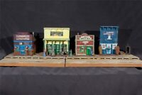 Potters Old West Creek Town II 3047, zu 7cm Sammelfiguren, Fertigmodell in Compo