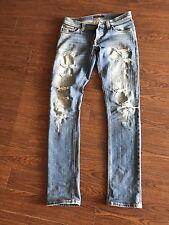 Nudie Jeans Tight Long John Destroyed