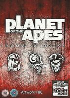 El Planeta de los Simios - Primal Película Colección (8 Películas) DVD Nuevo (