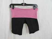 Pink by Victoria Secret Black/Pink Short Size XS