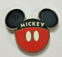 Disney Pin Badge Mickey Icons - Mickey