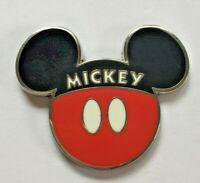 Disney Pin Badge Mickey Icons - Mickey