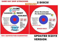 Sony Windows 10 8 8.1 7 Vista XP Repair recovery  Disc DVD Reinstall Software 19