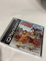 Chicken Run (Sony PlayStation 1)