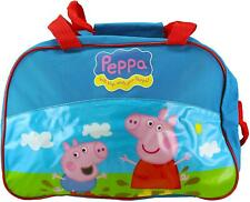 Peppa Pig Officially Licensed Good Size Peppa & George School Sports Travel Bag