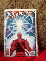 SUPERMAN # 36 JOHN ROMITA JR 1 in 50 VARIANT EDITION DC  COMICS