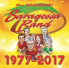 CD Saragossa Band 1977-2017 (40th Anniversary Box)  3CDs